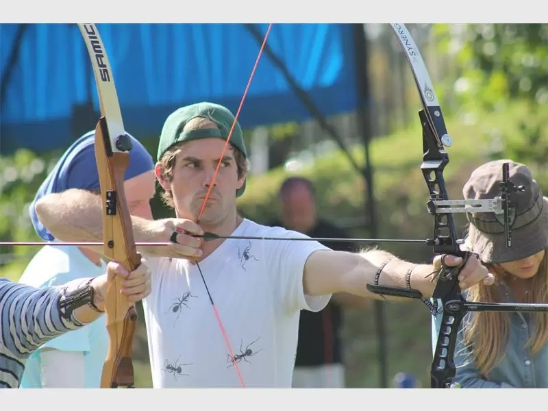 Archery – For the Man Trying to find Perfection
